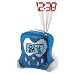 שעון מקרן מודרני לנוער כולל מד חום