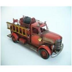 רכב אספנות מסוג משאית כיבוי אש